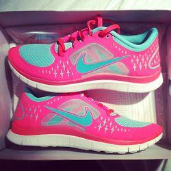 Cute Nike free run shoes (: | Nike shoes women, Nike free