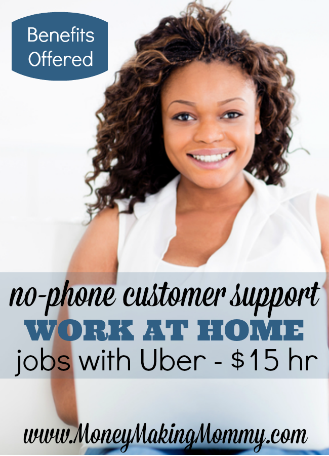 Uber work from home