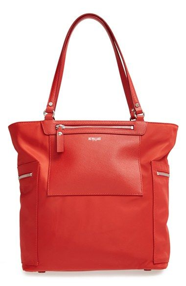MZ Wallace 'Suki' Bedford Nylon Tote available at #Nordstrom
