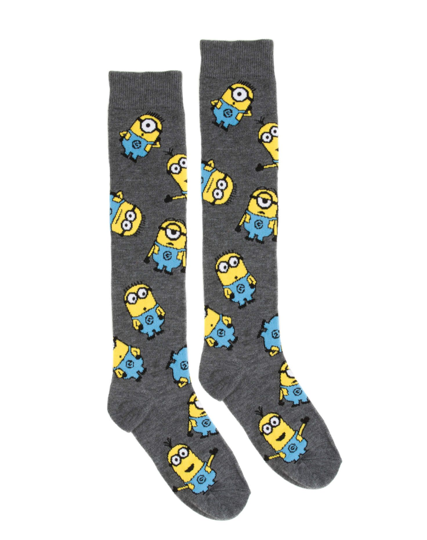 68ec4d48563 Despicable Me All Over Minion Sock – Spirit Halloween