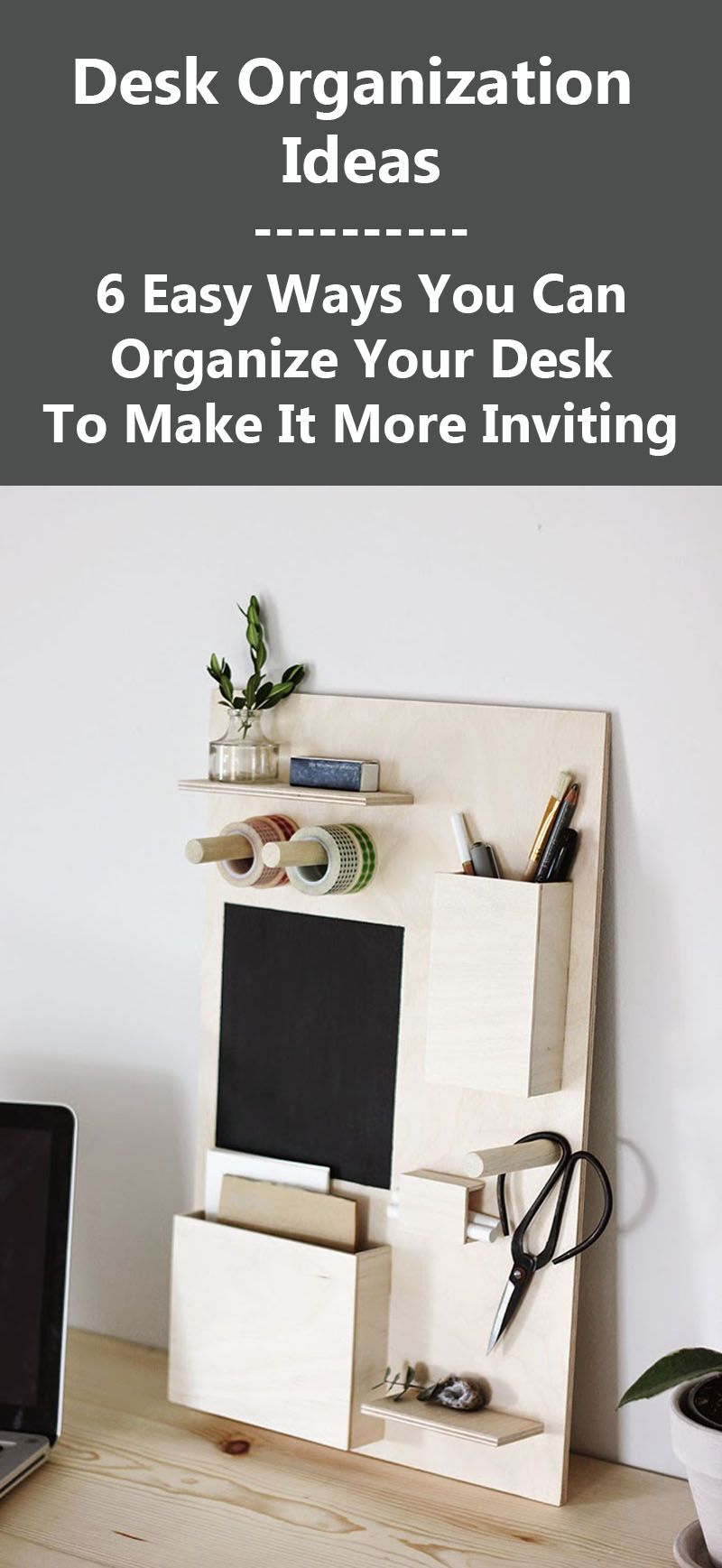 desk organization ideas 6 easy ways you can organize on beautiful home desk organization ideas make comfortable what it will do for you id=27597