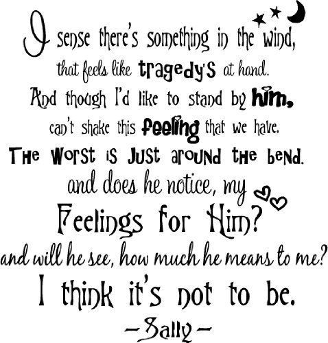 nightmare before christmas sayings - Google Search | Quotes ...