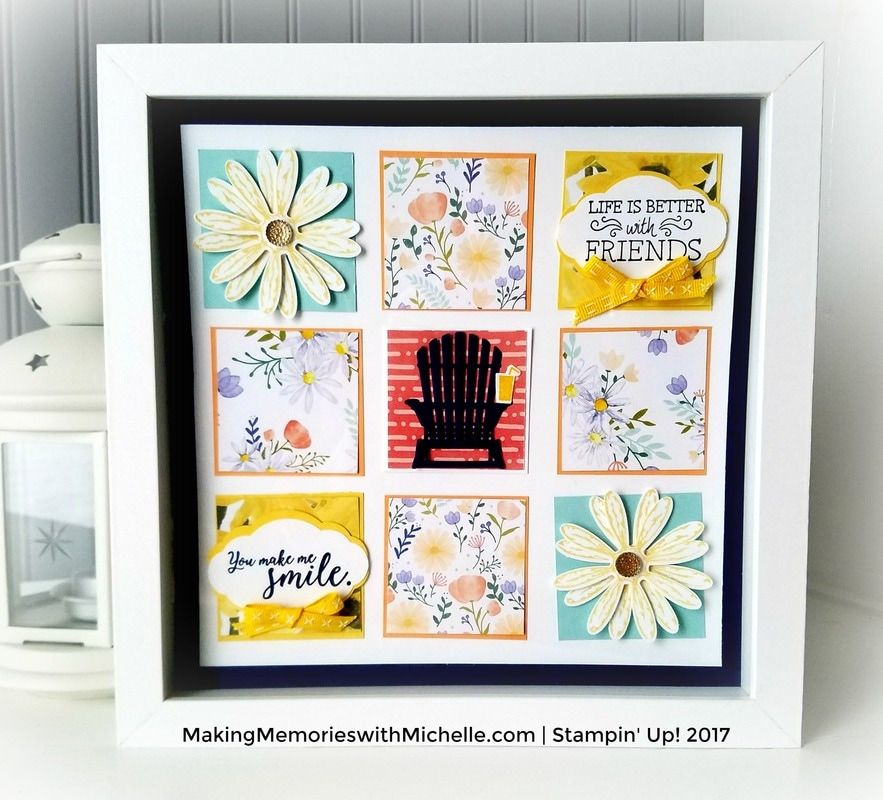 Stamp! Smile! Repeat! Summer Stamp Camp, Delightful Daisies Sampler ...