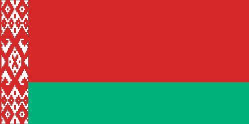 Flag Of Belarus European Flags National Symbols Belarus
