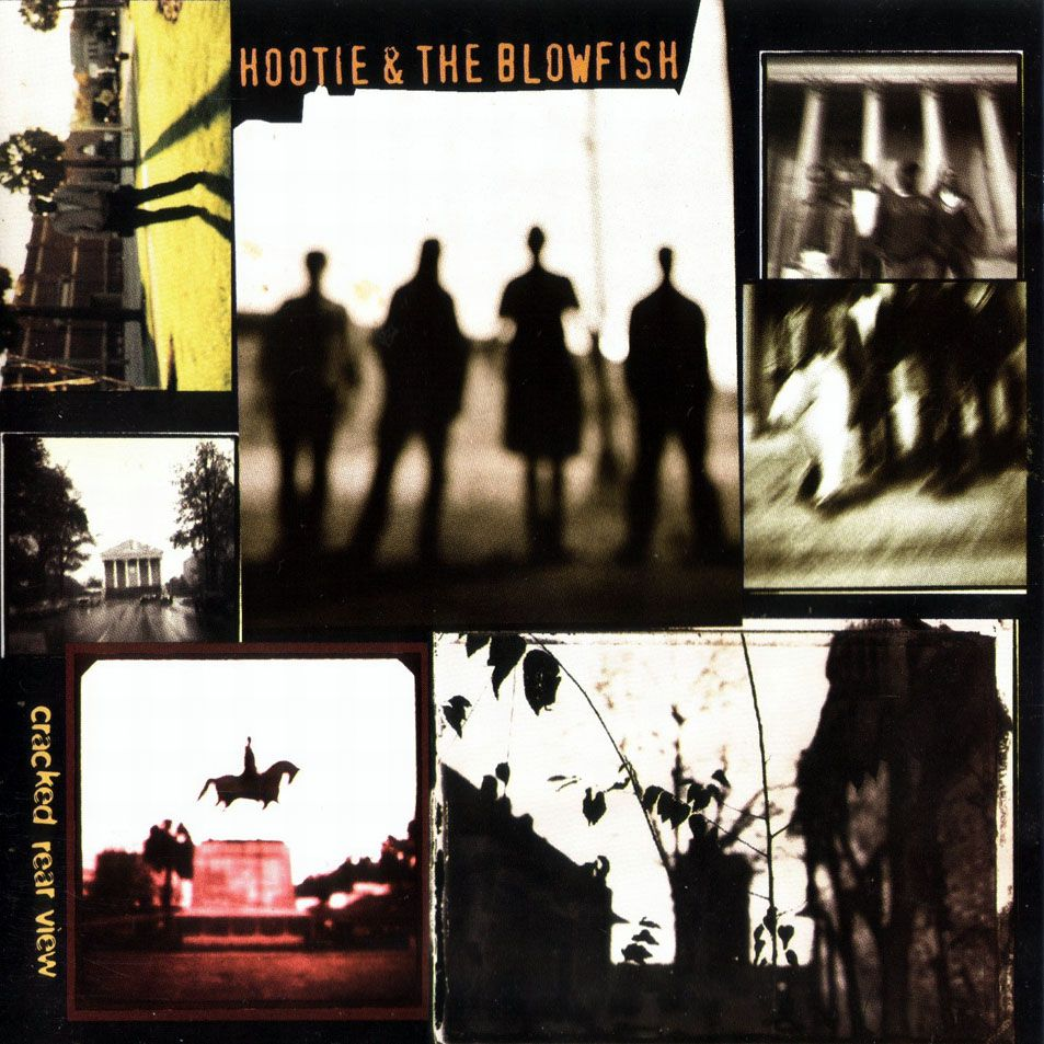 Hootie Cracked Rear View | ... Frontal de Hootie & The Blowfish - Cracked Rear View - Portada
