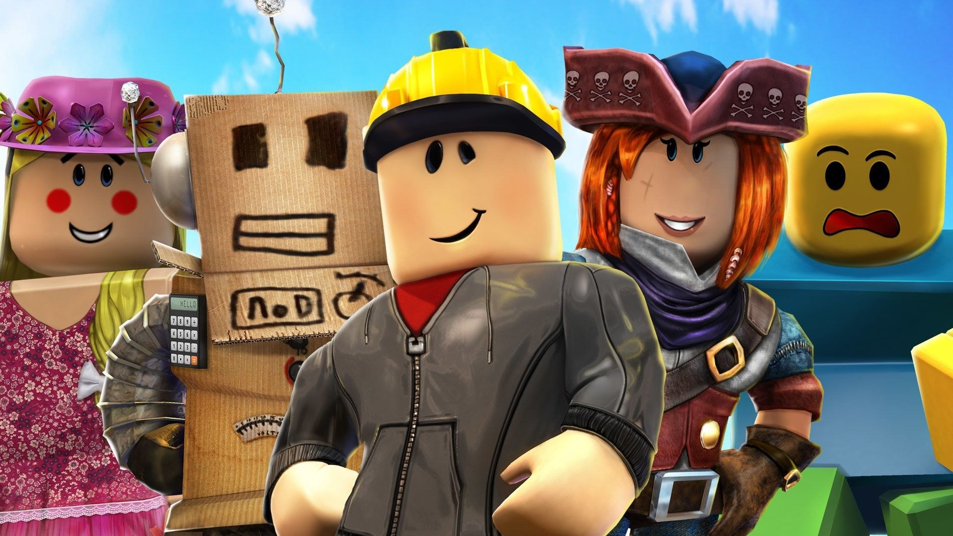 1920x1080 make it with roblox! in 2020 Roblox, Game