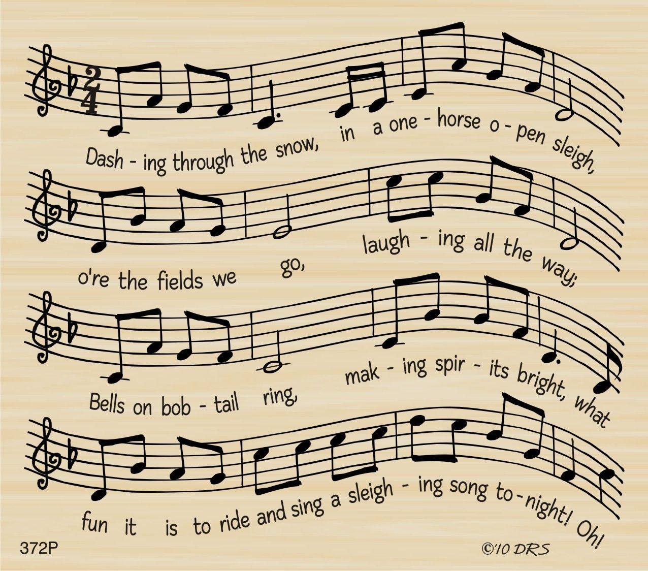 Christmas Music Background 372P Happy birthday music