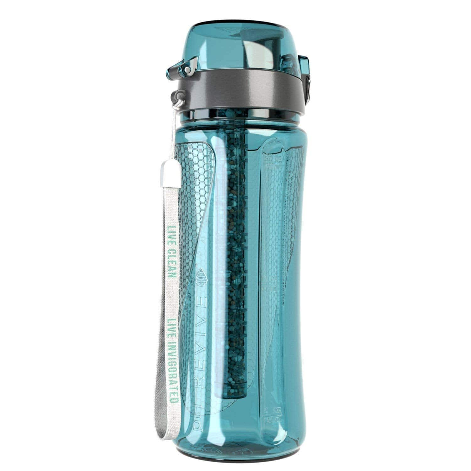 Top 10 Best Survival Water Filters In 2020 Emergency Filter Straw For Hiking Backpacking Outdoor And Survival Hqreview Alkaline Water Bottle Filtered Water Bottle Best Alkaline Water