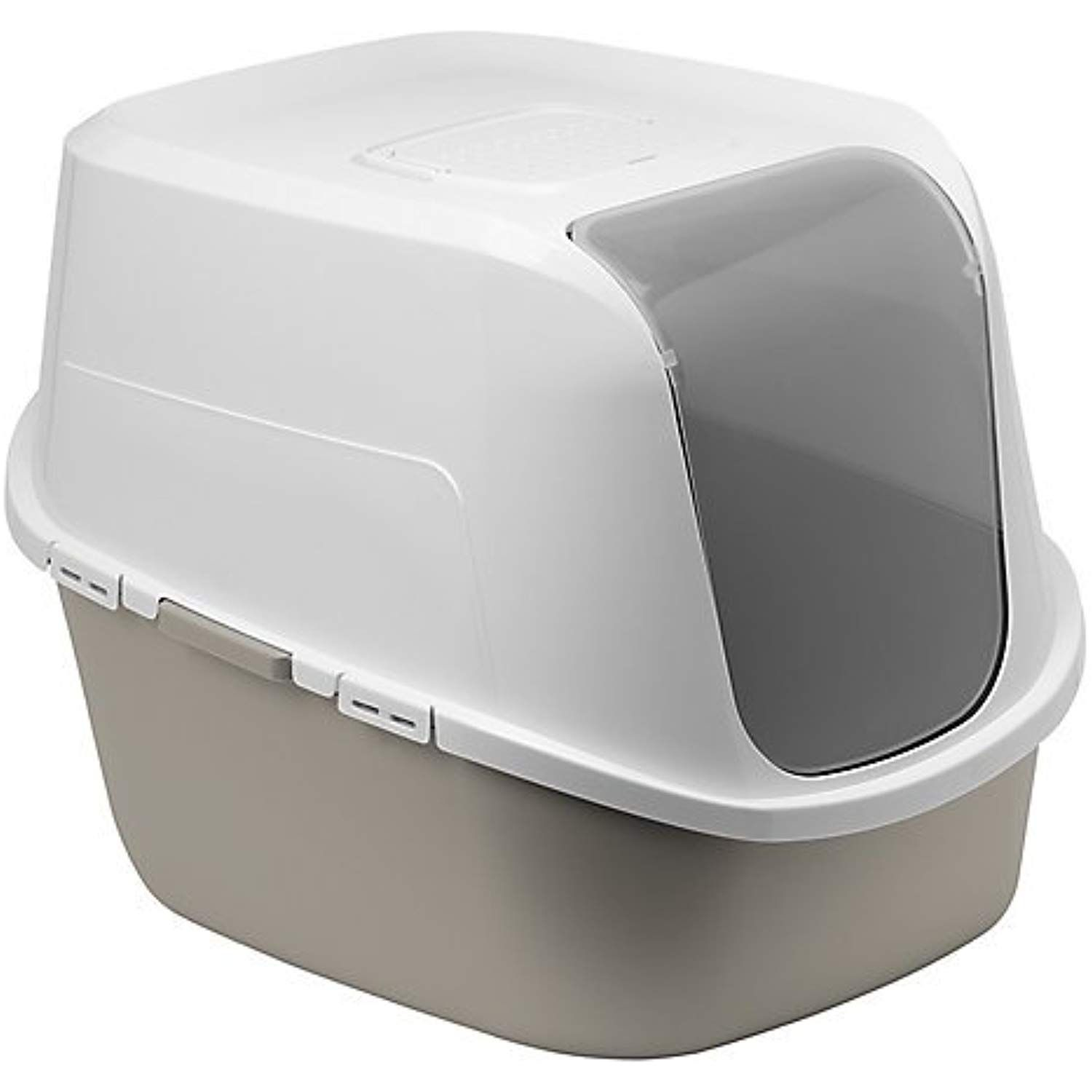 Moderna Amerix Closed Cat Litter Box Details Can Be Found By Clicking On The Image This Is An Affiliate Link Cat Litter Cat Litter Box Litter Box