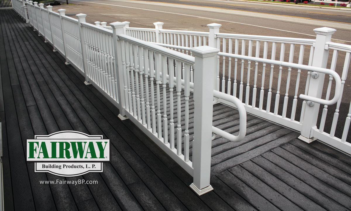 Porch and Deck Railing Vinyl • Composite • Aluminum Railing