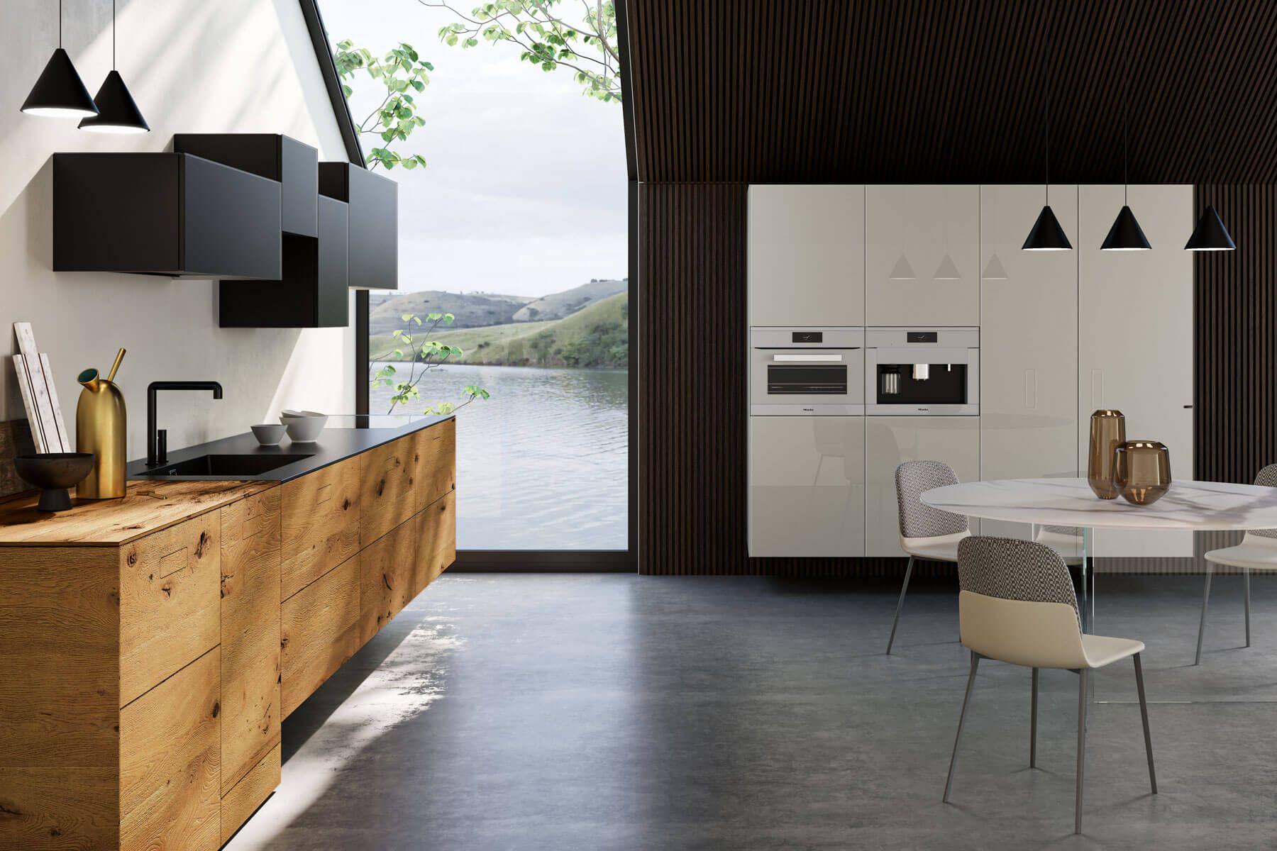 Cucine Moderne Componibili Di Design Nel 2020 Con Immagini