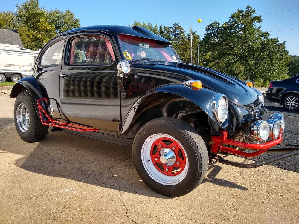 Ebay 1969 Volkswagen Beetle Clic 69 Vw Baja Dune Buggy 1776 Engine Roll Bar Leather Stereo Trail Ready