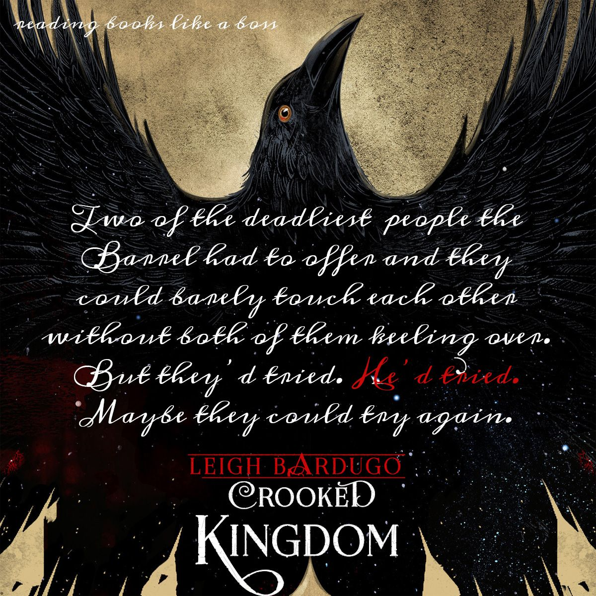 Book Review - Crooked Kingdom By Leigh Bardugo