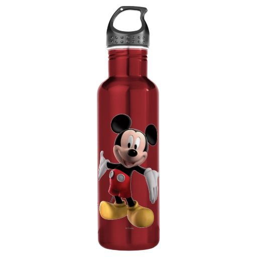 Mickey Mouse 4 2 24oz Water Bottle