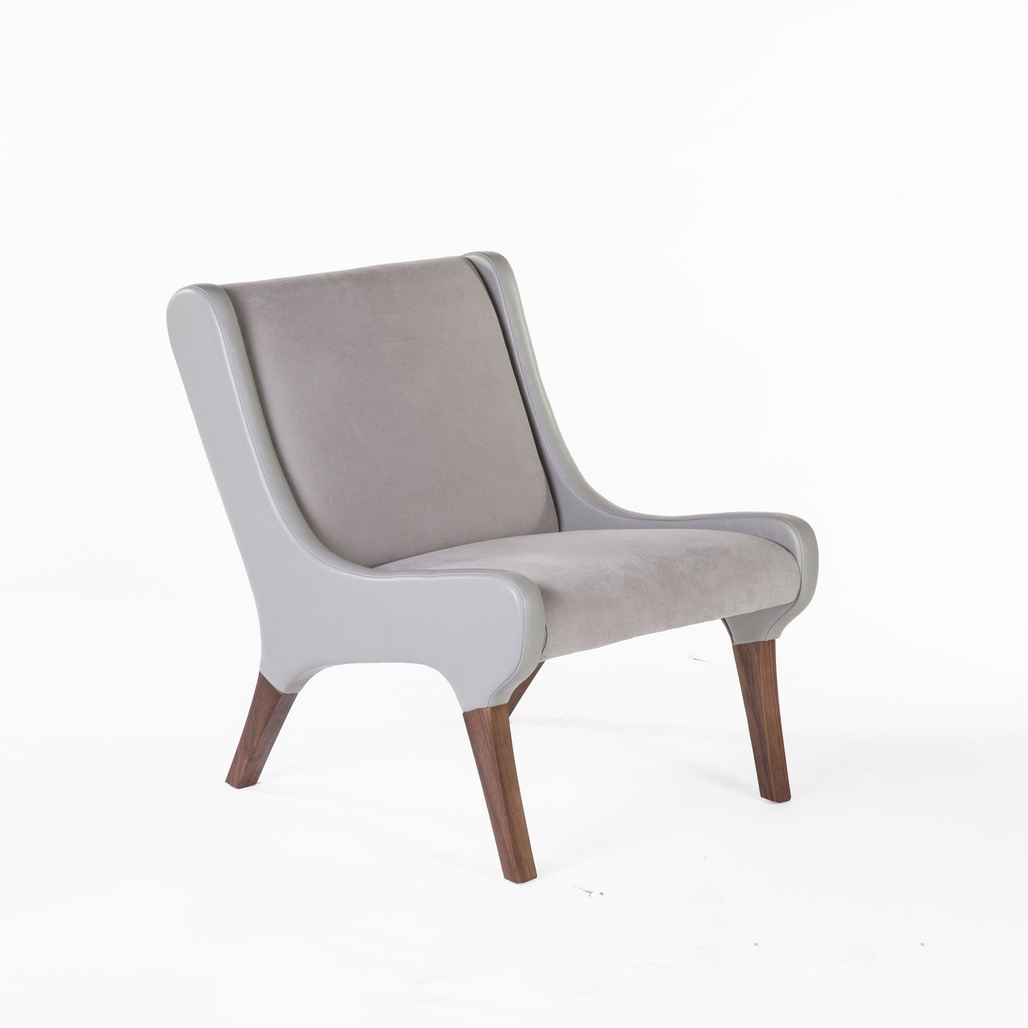 The Brandt Lounge Arm Chair