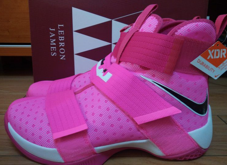 new style 10aa4 28e0d ... cheapest the nike lebron zoom soldier 10 kay yow is for a good cause  38676 fcd56