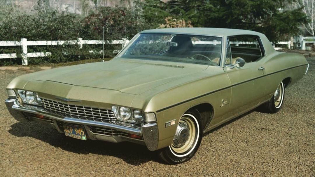 Sean C On Instagram 1968 Chevy Impala Chevyimpala