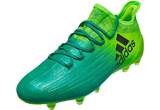 adidas X FG - Green adidas Soccer Cleats. Buy the adidas X 16.1 from the  Turbocharge pack. It s at www.soccerpro.com a358d164dc14