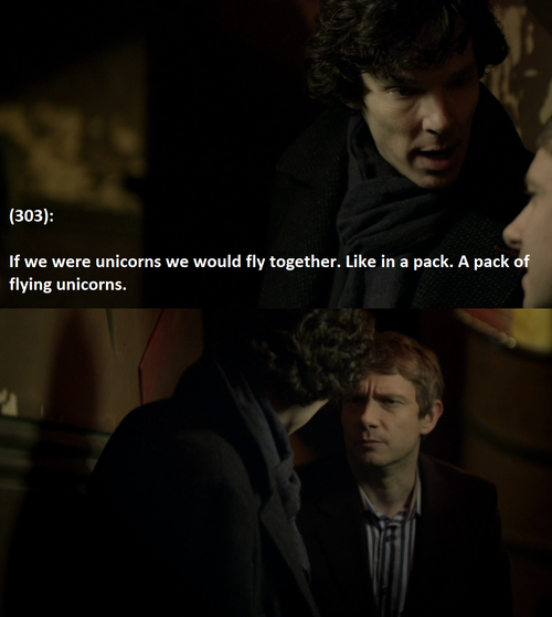 Texts From 221b Baker Street -- I cannot stop laughing!