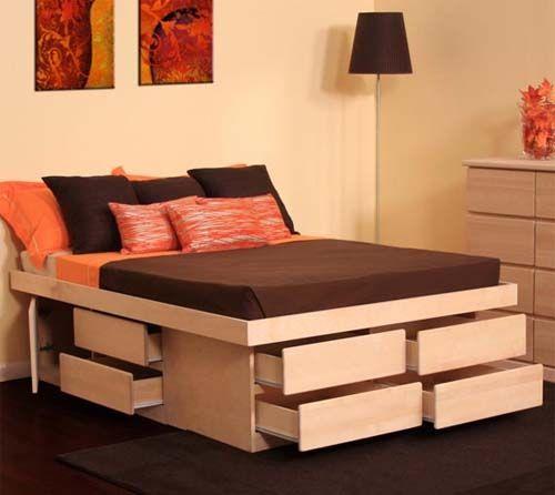 Cómo hacer que tu habitación parezca más grande y más alta | muebles ...
