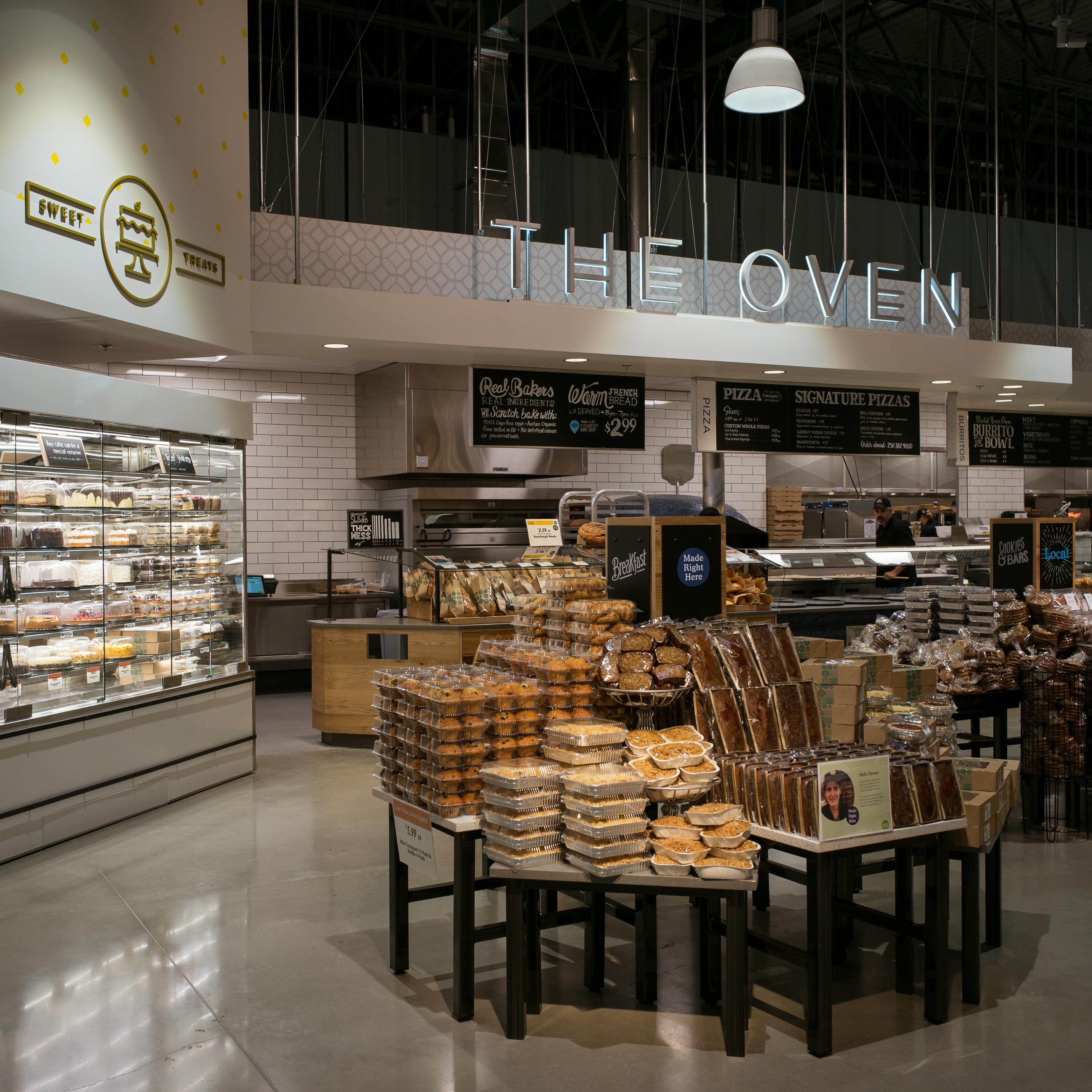 Store in Victoria, British Columbia, Canada, designed by