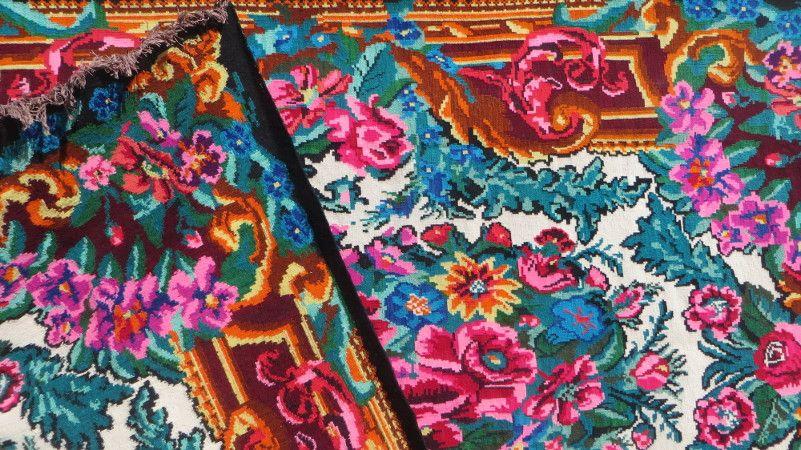 3.17x2.18m 10.40x7.15ft tapis kilim laine berber area rug large
