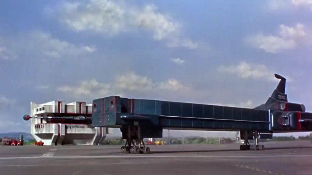 Space Pontypandy Express