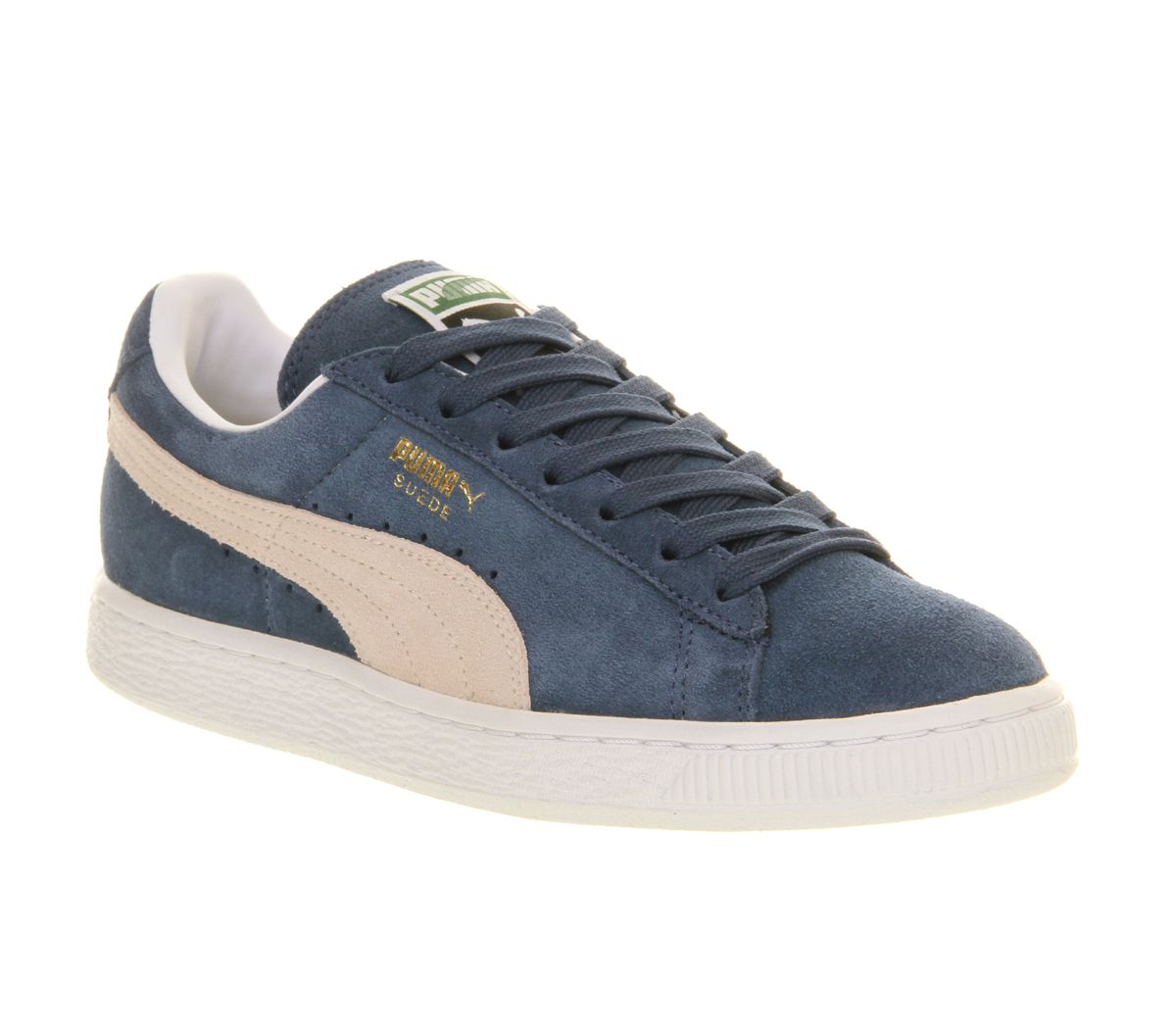 Puma Suede Classic Ensign Blue White - Unisex Sports