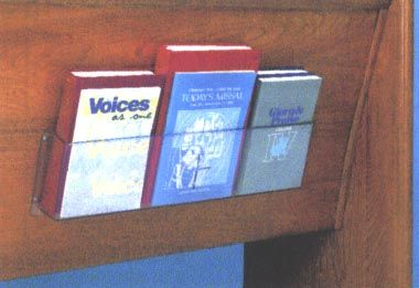 Book Racks | Pew Supplies McKay Church Goods