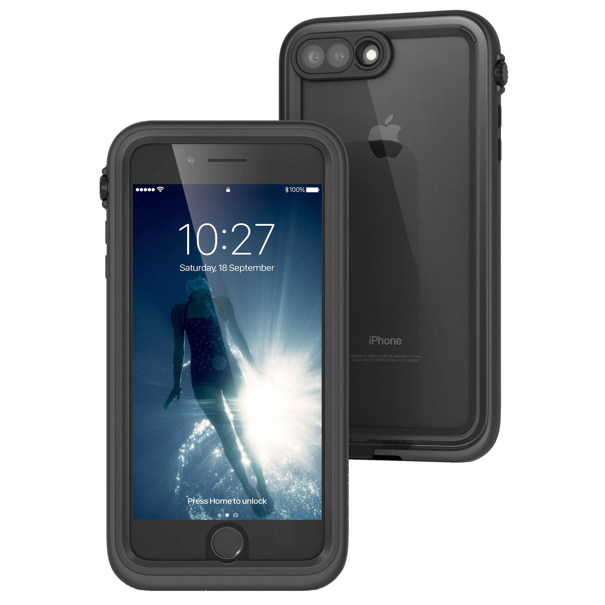 catalyst iphone 8 plus case