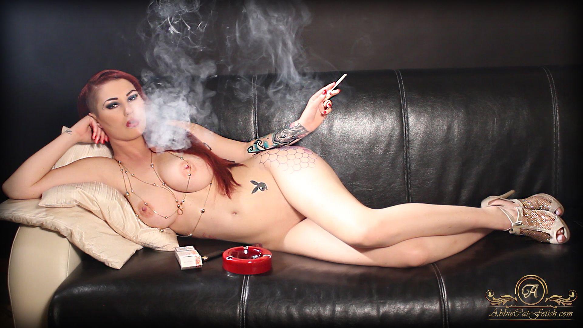 Porn actress smoking weed