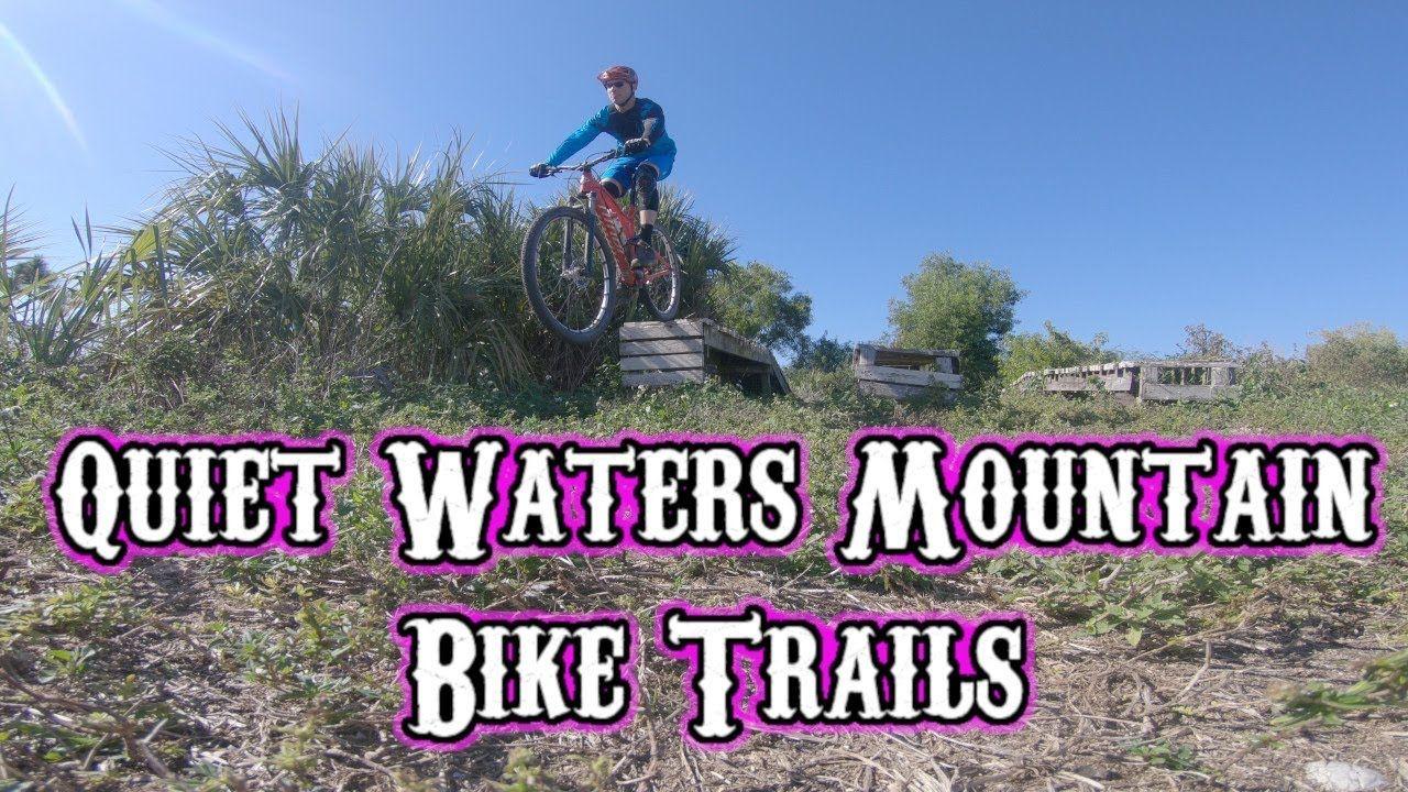 Quiet Waters Mountain Bike Trail 2019 Took A Little Fun Scroll