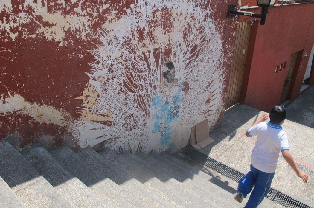 Street Art en Oaxaca, una selección de Michel Pineda | Sucedió en Oaxaca