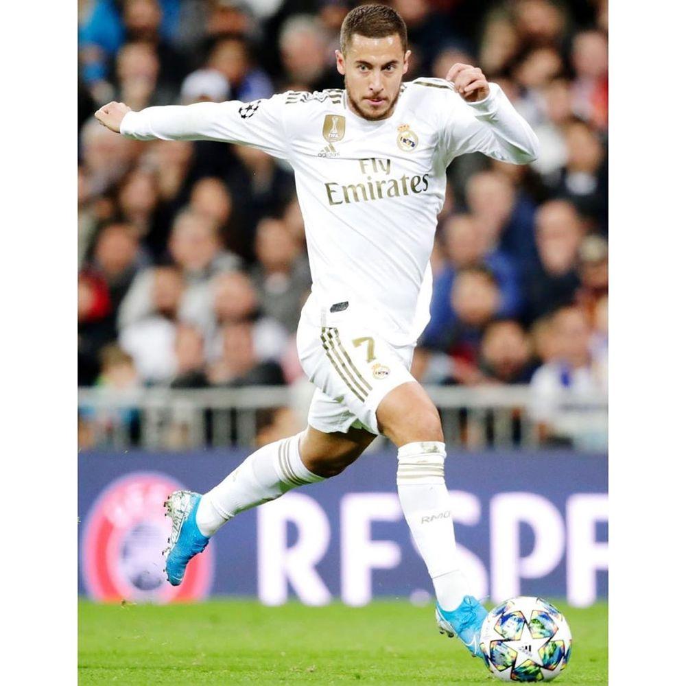 "Eden Hazard on Instagram ""Great Champions League night at"