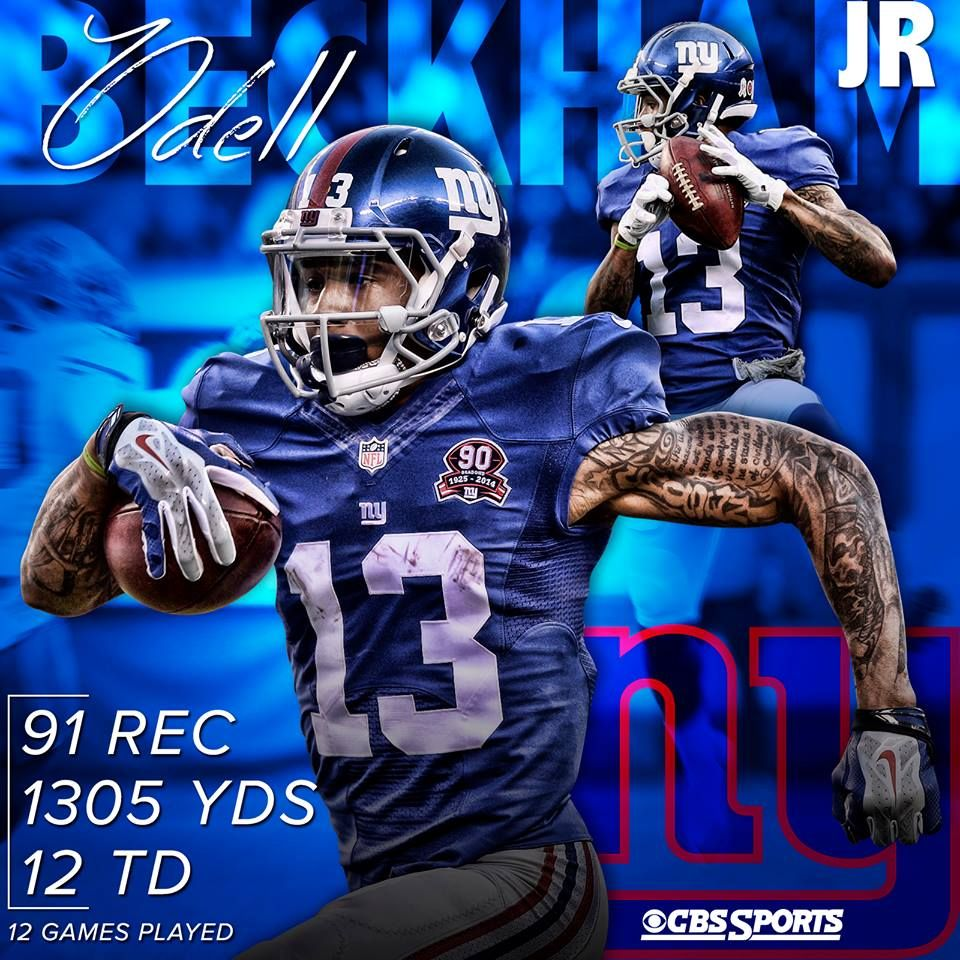 The future is bright for the New York Giants, what do you