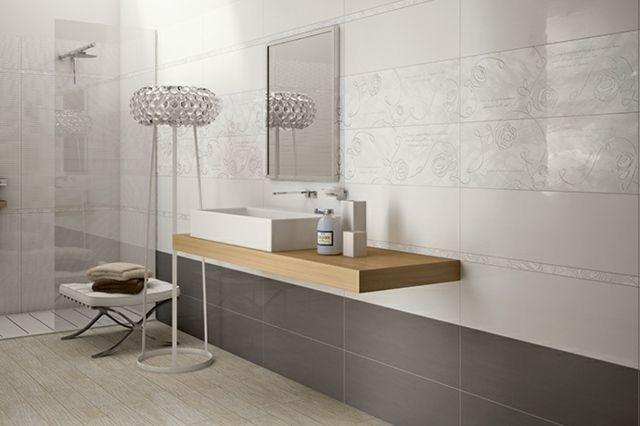 Wasserabweisendes Laminat Boden Wandfliesen mit Muster und - boden für badezimmer