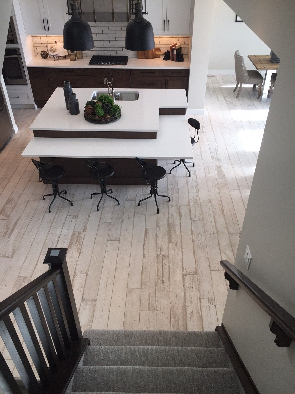Our Calgary Showroom Worked On This Stunning House Project This