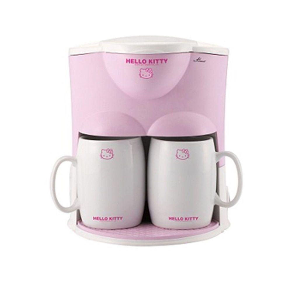 Hello Kitty Coffee maker Drip Coffee Maker mug cups Electric Home ...
