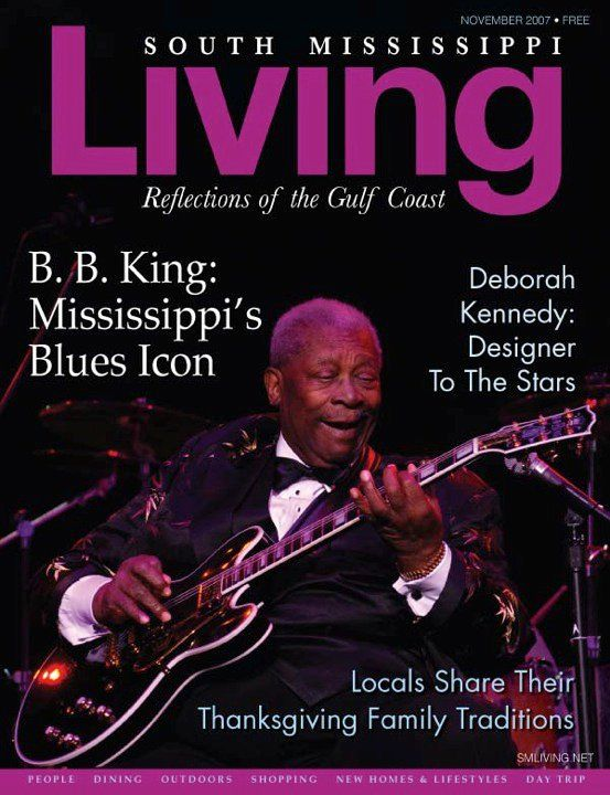 South Mississippi Living Magazine