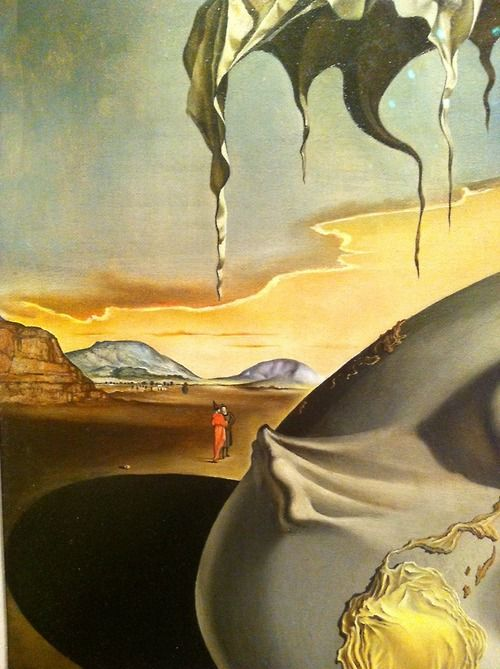 Salvador Dali - Geopoliticus Child Watching the Birth of ...