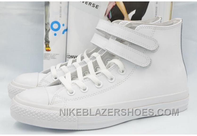 b230def3fe30 https   www.nikeblazershoes.com all-star-all-. Chuck TaylorsAll StarAdidas ShoesAll  White Leather ConverseSandals ...