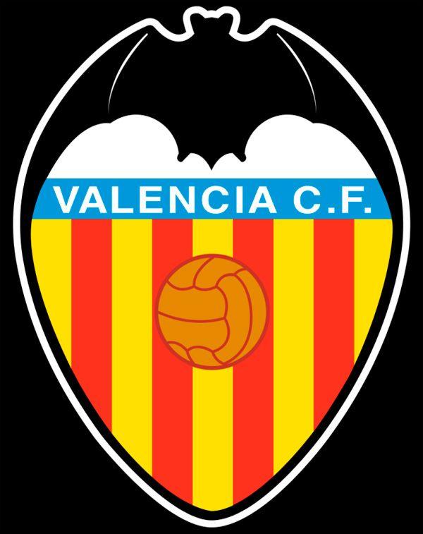 Dibujos De El Escudo Del Valencia Buscar Con Google Escudos De Equipos Escudo Fútbol