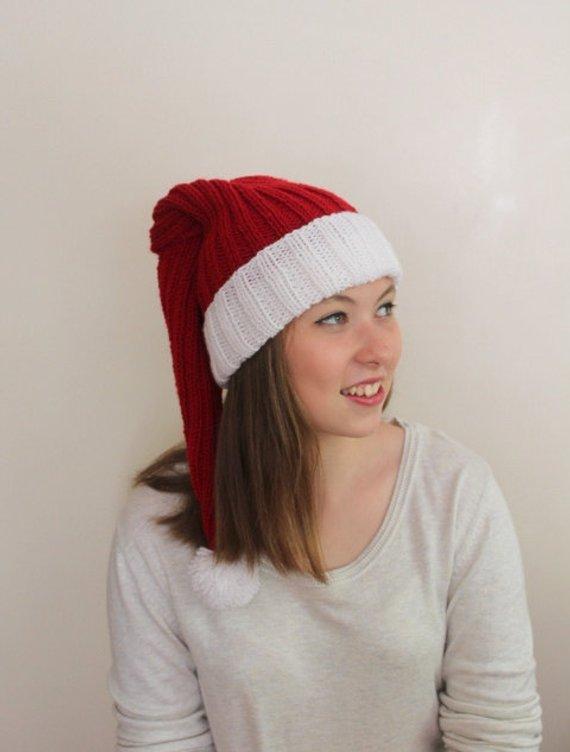 SANTA HAT! Santa beanie 13cd5d30c2