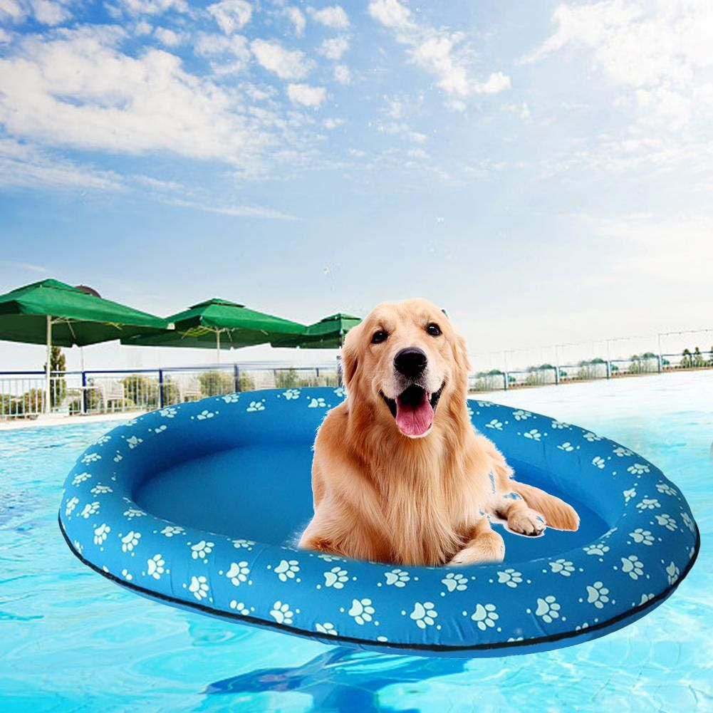 Buy Dog Pool Float Online Keep Your Pet Cool In Summer In 2020 Dog Pool Dog Pool Floats Pool