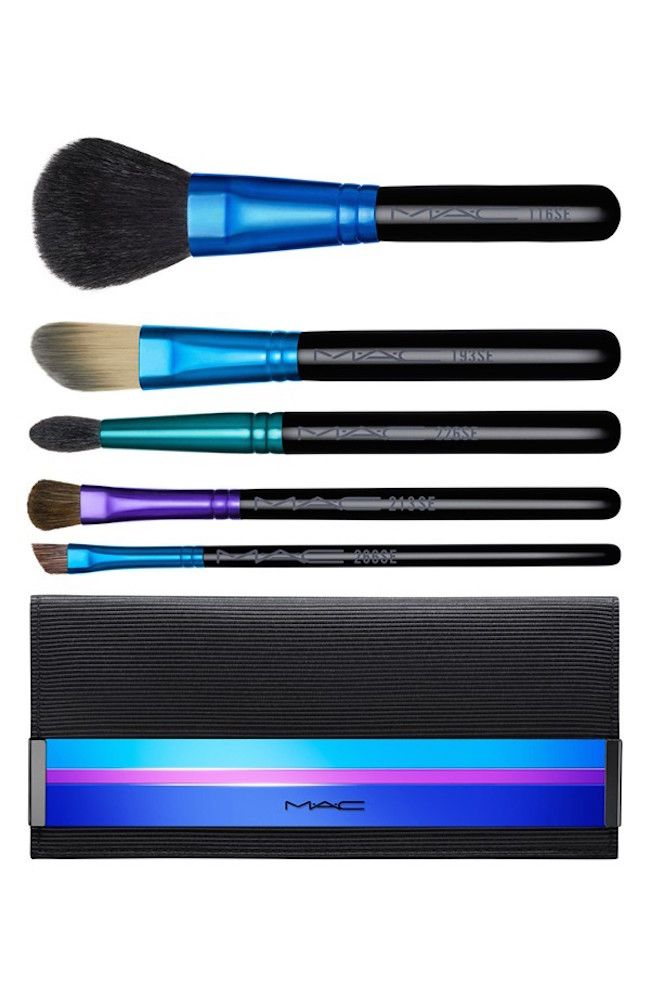The 11 Best MAC Gift Sets | Beauty | Travel brushes, Brush ...