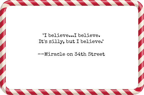 There Was An Error Christmas Movie Quotes Movie Quotes Miracle On 34th Street