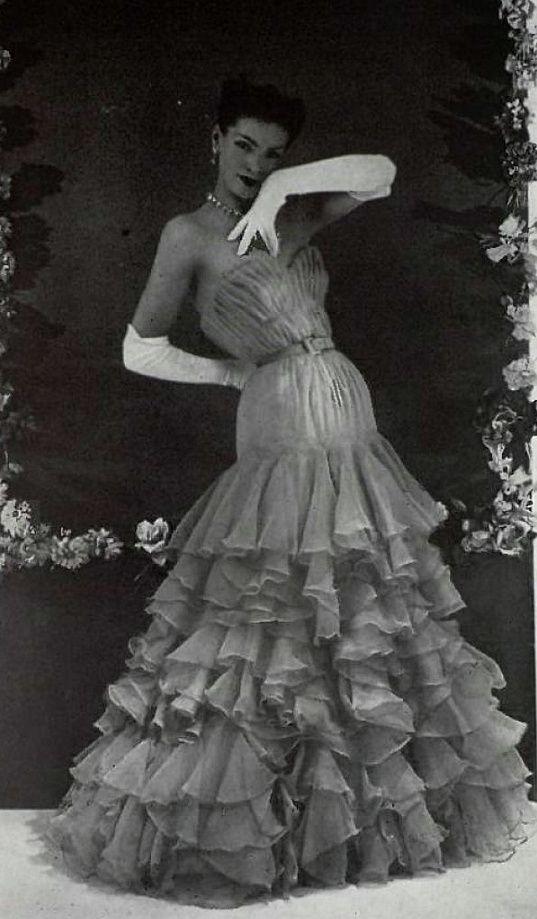 1951, Jean Patou