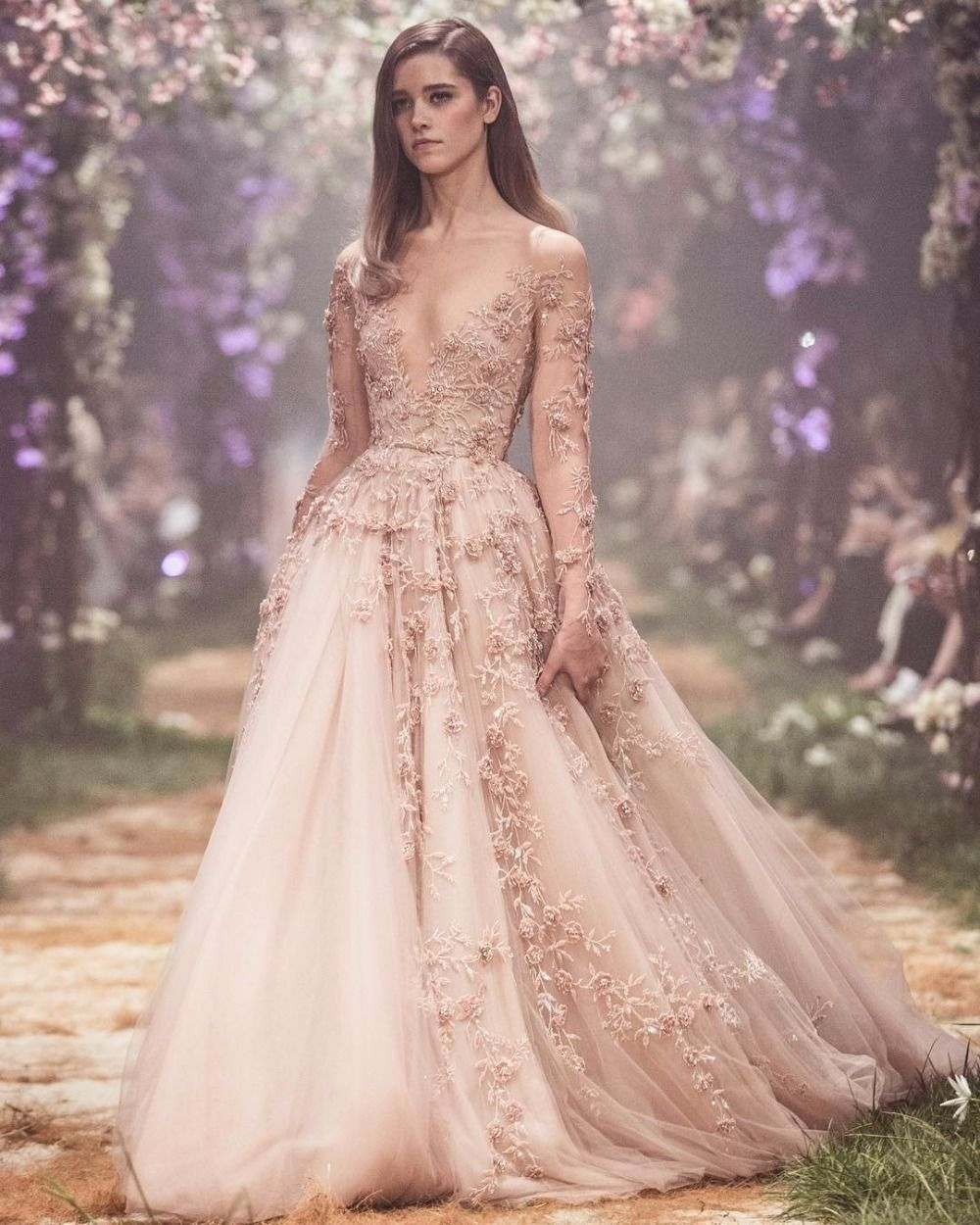 New Disney Wedding Dresses By Paolo Sebastian | Vestiditos y Cosas