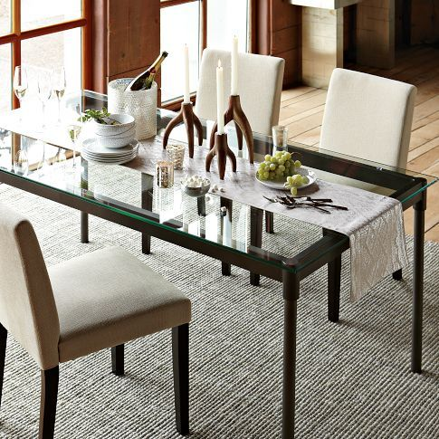 dining table and chairs for the home pinterest upholstered rh pinterest com