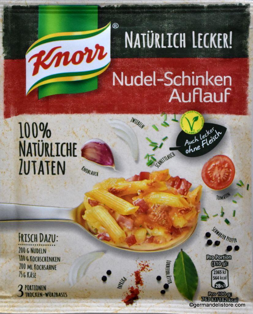 Knorr Fix Naturally Delicious Noodle Ham Casserole Cooking Pork Tenderloin Ham Casserole Cooking